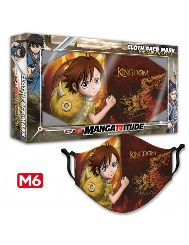 Kingdom - Mascara Oficial - Modelo M6