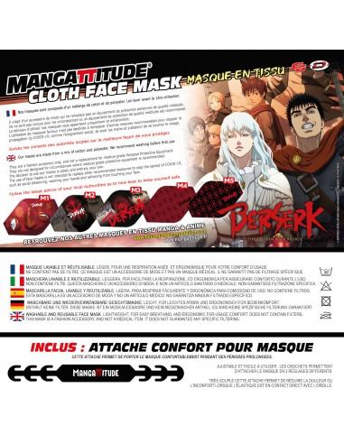 Berserk - Masque tissu Officiel -...