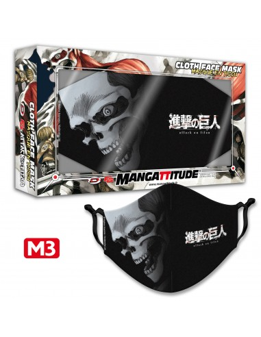 Attack on Titan - Official Face Mask...